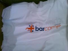 BarCampLondon TShirt