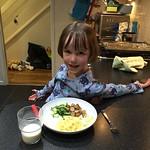 Amy's favourite tea<br/>21 Mar 2015