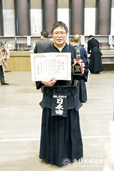 The 18th All Japan Women's Corporations and Companies KENDO Tournament & All Japan Senior KENDO Tournament_048