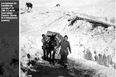 Front des Alpes- 1945 - Descente sur l'Italie