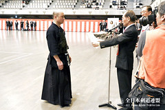 The 18th All Japan Women's Corporations and Companies KENDO Tournament & All Japan Senior KENDO Tournament_042