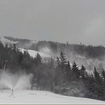 Snowmakers Unleash Blizzard on the Summit! 3.10.17