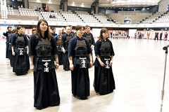 The 18th All Japan Women's Corporations and Companies KENDO Tournament & All Japan Senior KENDO Tournament_031