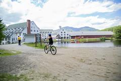 Beach Biking