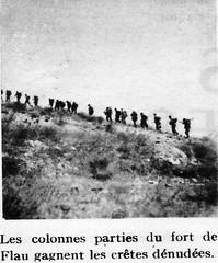 Authion 1945- Fort de Flaut