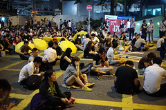 Umbrella Revolution #799 photo by 人間觀察