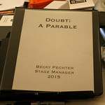 DOUBT - First Rehearsal