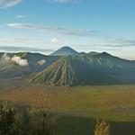 Volcans Bromo et Kawah Ijen (Java,Indonésie)