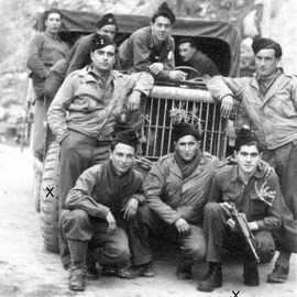 Authion 1945 - Monte grosso Maurice Perona