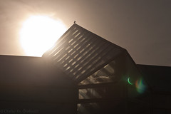 Solar Eclipse in Iceland photo by olikristinn