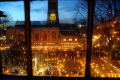 Leicester Glows photo by Alex Hannam