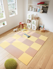 EcoFloors Fabric Floor | Water Colour Collection