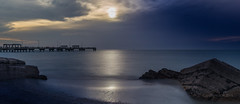 Fishing Pier Sunset photo by SDRPhoto321