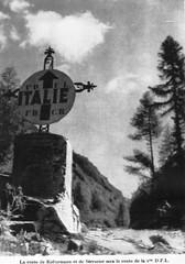 Authion 1945 - Route kellermann et serrurier