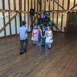Getting ready on the dance floor<br/>04 Apr 2015