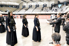 The 18th All Japan Women's Corporations and Companies KENDO Tournament & All Japan Senior KENDO Tournament_033