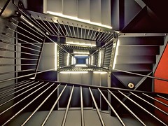 Emergency Staircase photo by marco ferrarin