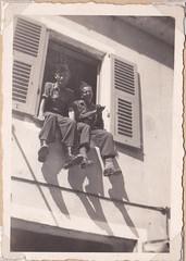 Avril 1945- BM 21 à Tourette-Les Moulins - Col. P. Ruiz