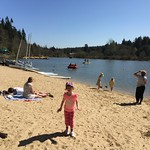 Sunny times on the beach<br/>14 Apr 2015