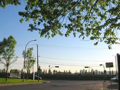 Le Village Saint-Lambert. Argyle. Montréal.