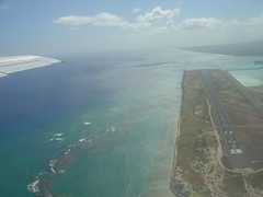 Takeoff from Honululu Airport