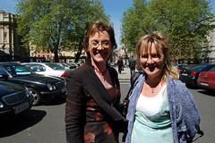 Senator Kathleen O'Meara and Cllr Phil Prendergast.jpg