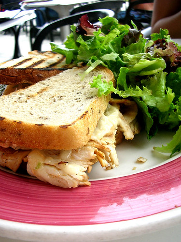 figtrees  cafe turkey melt