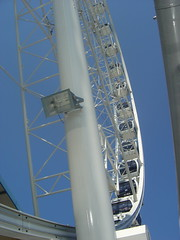Looking Up The Wheel (1)
