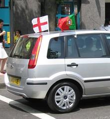 Hincha portugués