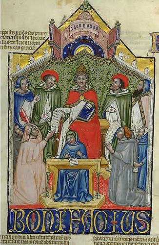 Boniface VIII. Decretals