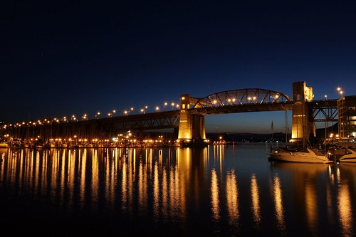 The Burrard St. Bridge