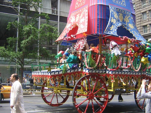 Harikrishna Parade, NYC