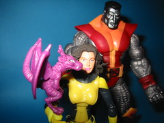 Kitty and Colossus and Lockheed