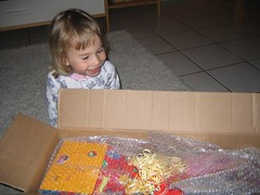 A box from Auntie Dee Dee!