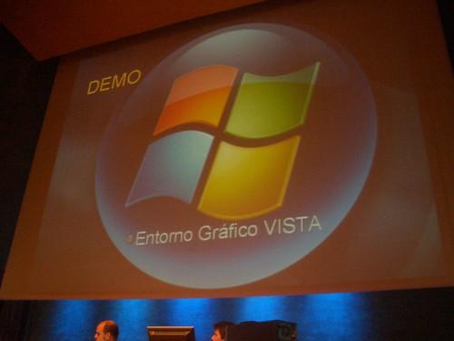 Windows Vista beta 2 logo