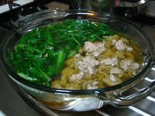 Chrysanthemum Green Liver Soup