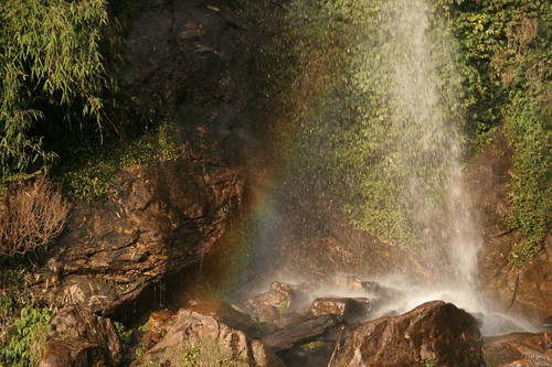 IMG_2164 Rainbow in the waterfall
