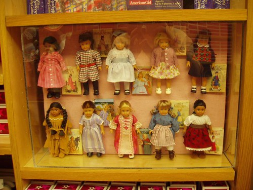 American Doll Place Dolls