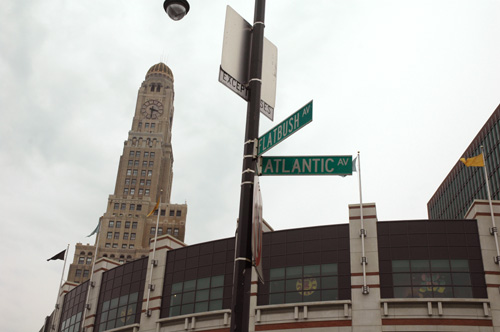 Atlantic and Flatbush