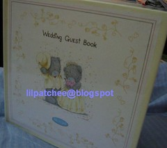 TattyTeddy Guest Book