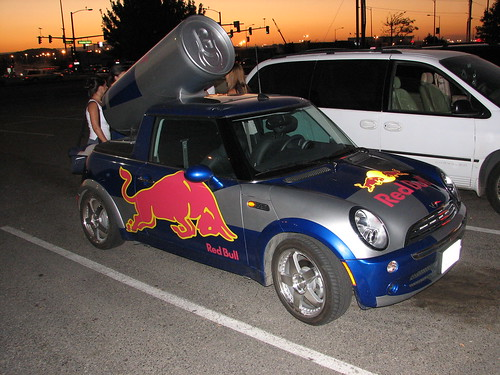 --Photo: Red Bull Car--