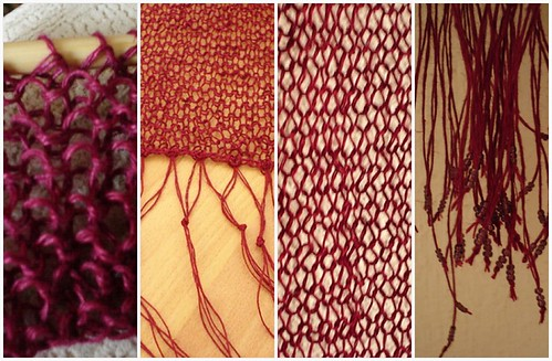 Lino scarf