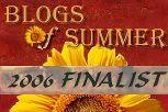 Blogs of Summer 2006 Finalist