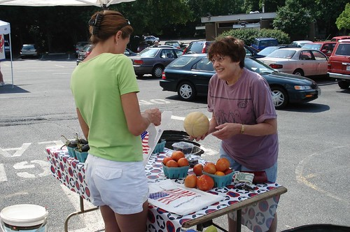 Farmers market at Kensington, Md-39