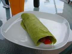 saturday lunch  wrap