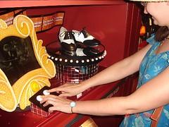 tap dance shoe