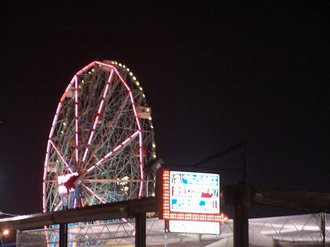 Coney Island Surprise