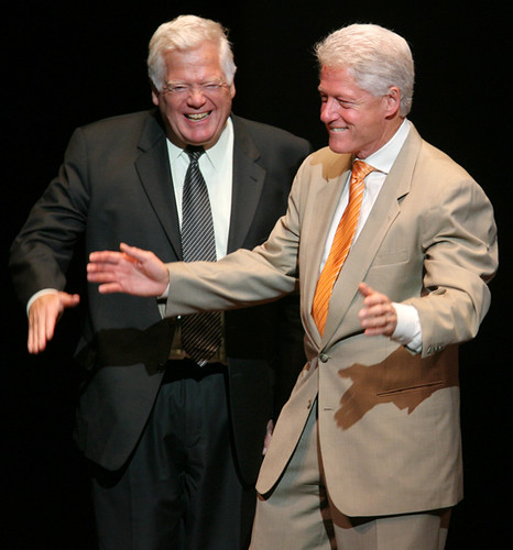 CLINTON AND MCDERMOTT