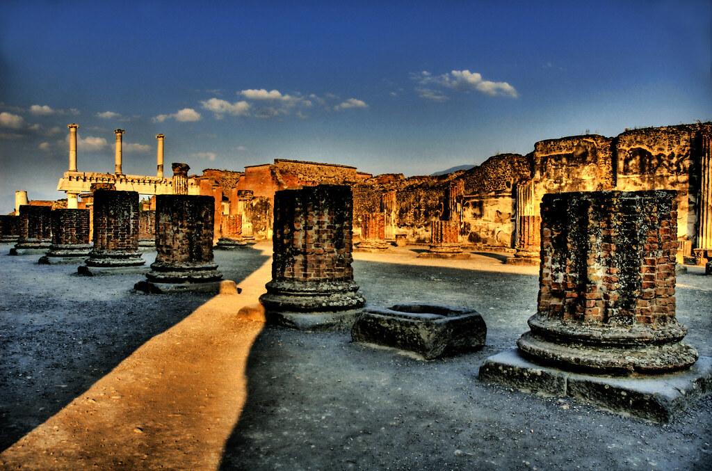 Shadows of Pompeii