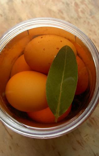 Salty eggs 塩卵